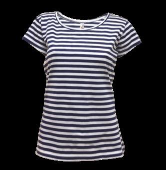 Dámské námořnické tričko - Pruhovaná trička dámská