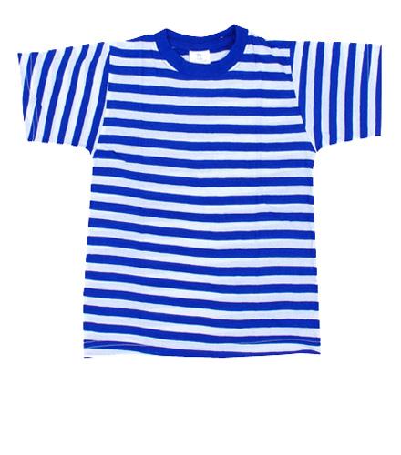 Námořnické tričko pruhované - Pruhovaná trička
