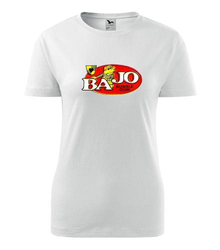 Dámské retro tričko Bajo - Retro trička dámská