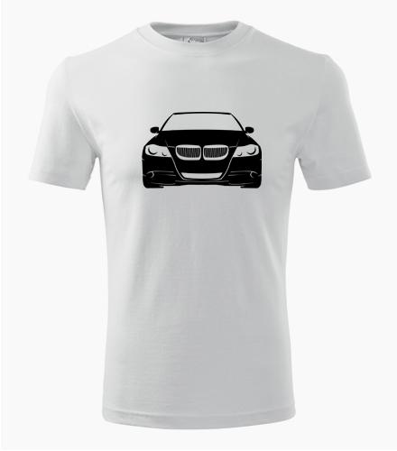 Tričko s BMW - Dárek pro příznivce aut