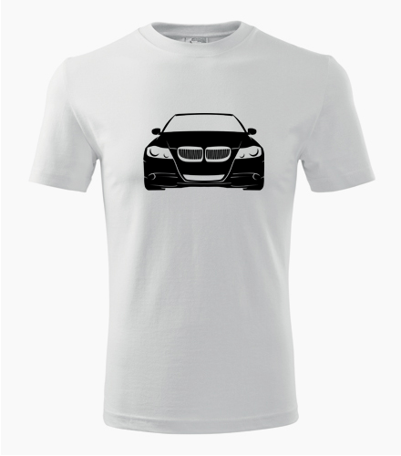 Tričko s BMW - Dárek pro řidiče