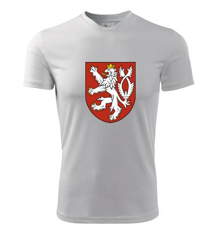 Tričko Český lev - Retro trička pánská