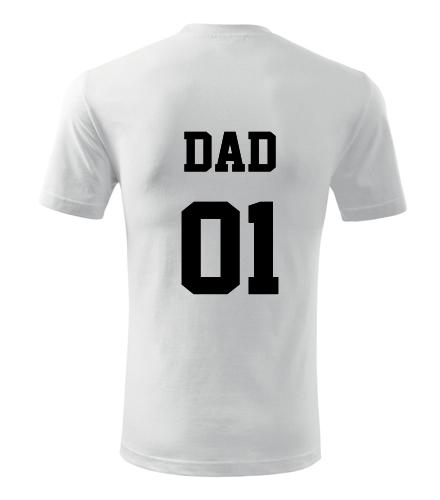 Tričko dad - Dárky k Valentýnu