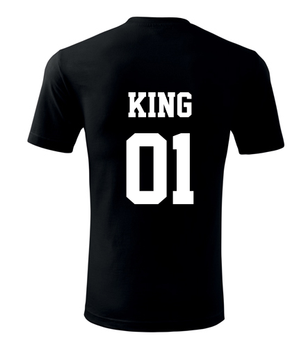 Tričko King - Svatební trička