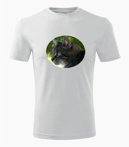 Tričko s kočkou 2 - Dárek pro chovatele koček