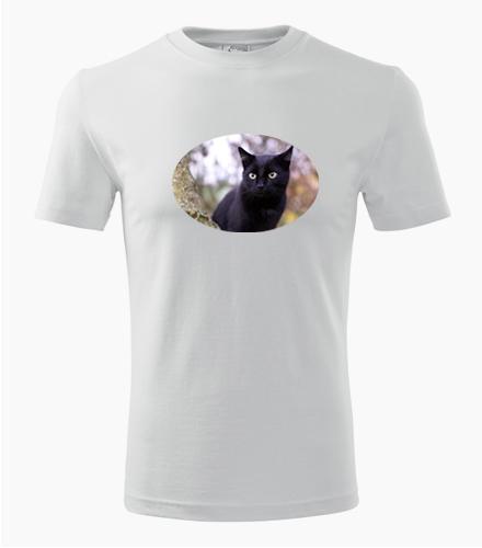 Tričko s kočkou 6 - Dárek pro chovatele koček