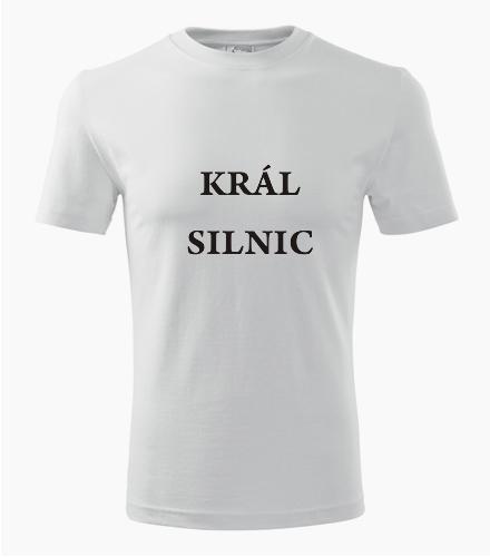 Tričko král silnic - Vtipná pánská trička