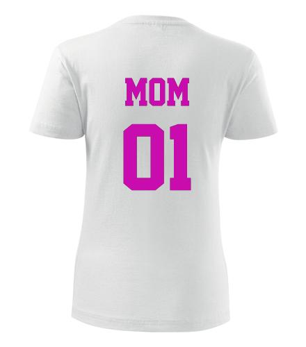 Dámské tričko mom - Trička pro páry