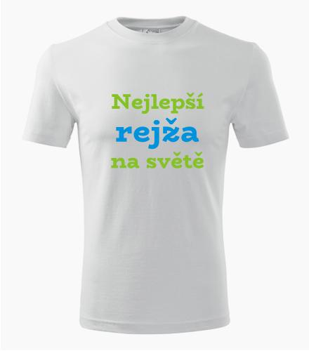 Tričko nejlepší rejža na světě - Dárek pro režiséra