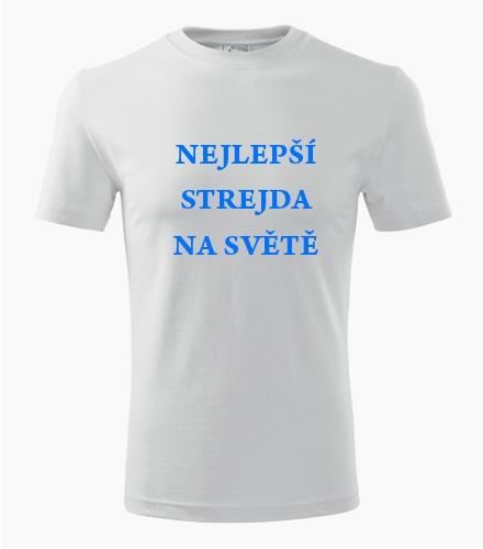 Tričko nejlepší strejda na světě - Pánská narozeninová trička