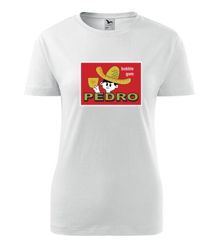Dámské retro tričko Pedro - Retro trička dámská