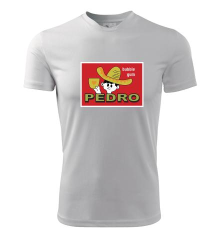 Retro tričko Pedro