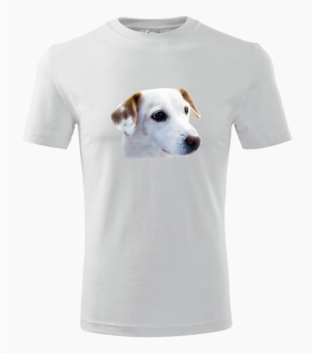 Tričko se psem 1 - Trička se zvířaty pánská