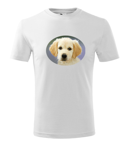 Dětské tričko se psem 2