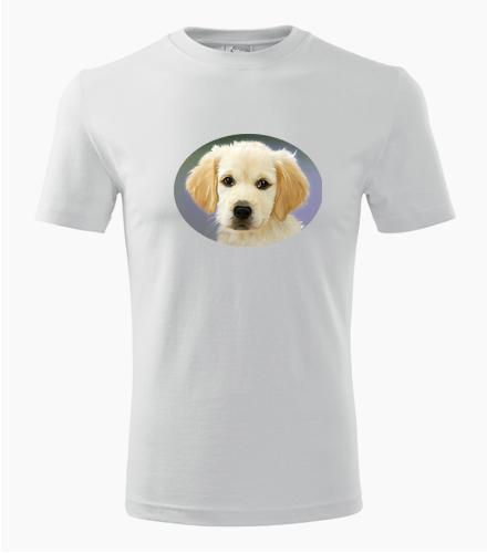 Tričko se psem 2 - Trička se zvířaty pánská