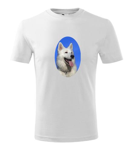 Dětské tričko se psem 3 - Trička se zvířaty dětská