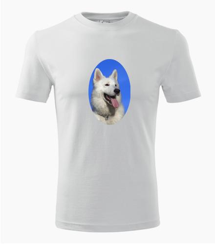 Tričko se psem 3 - Trička se zvířaty pánská
