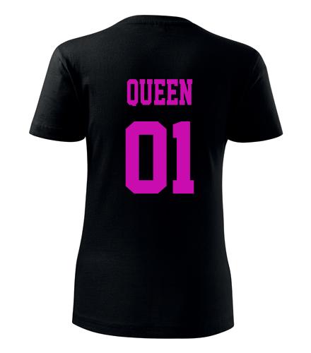 Dámské tričko Queen - Svatební trička