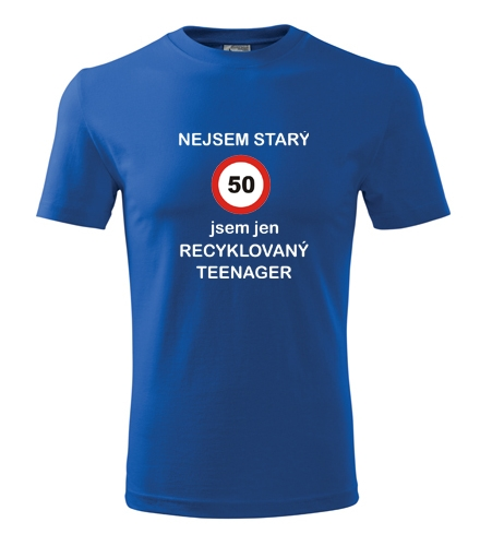 Tričko recyklovaný teenager 50
