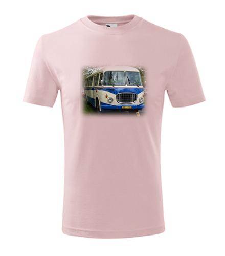 629aaaf75b3c Tričko s autobusem RTO dětské bílá