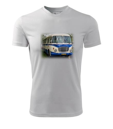 Tričko s autobusem RTO - Dárek pro řidiče