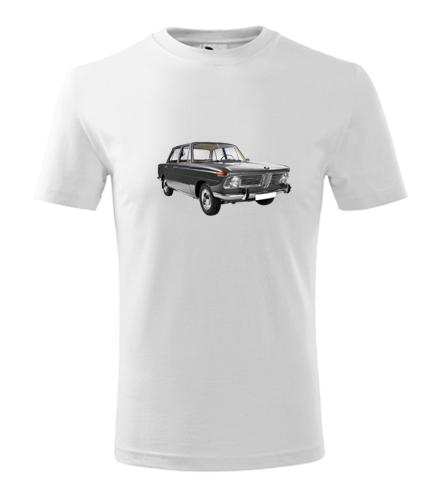 Dětské tričko s BMW 1600 - Dětská trička s auty