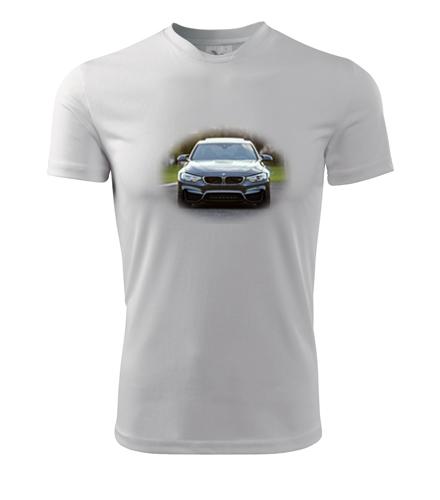 Tričko s BMW 2 - Dárek pro příznivce aut