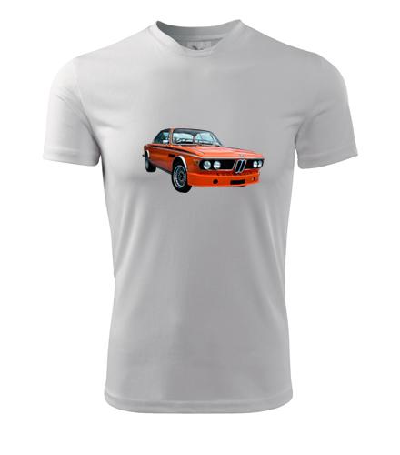 Tričko s BMW 30 CSL - BMW trička pánská