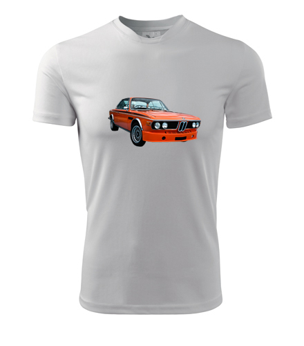 Tričko s BMW 30 CSL - Dárek pro příznivce aut