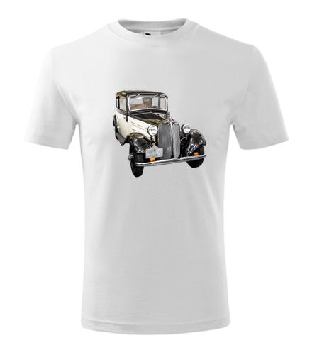 Dětské tričko s veteránem BMW