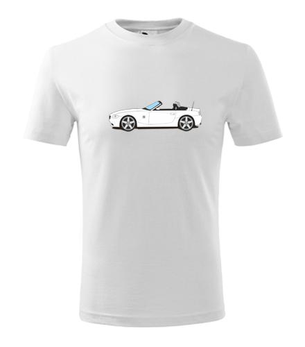 Dětské tričko s BMW Z4 - Dětská trička s auty
