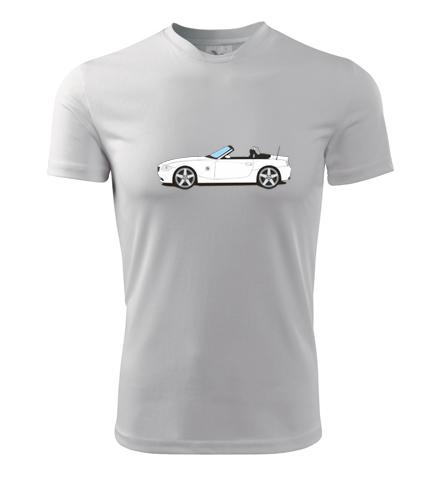 Tričko s BMW Z4 - BMW trička pánská