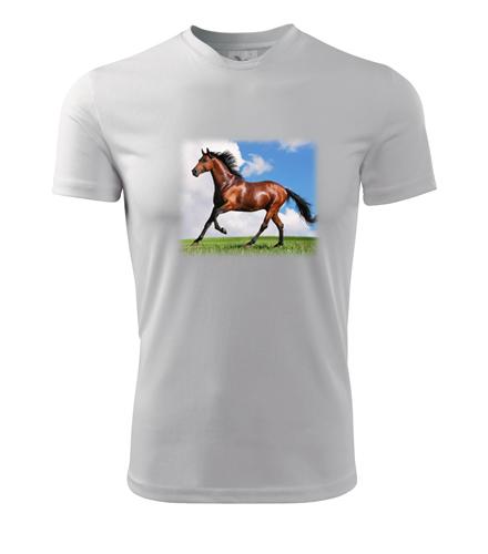 Tričko s koněm - Dárky pro koňáky