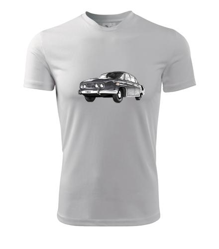 Tričko s kresbou Tatry 603 - Dárek pro příznivce aut