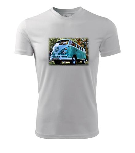 Tričko s VW T1 - Dárek pro příznivce aut