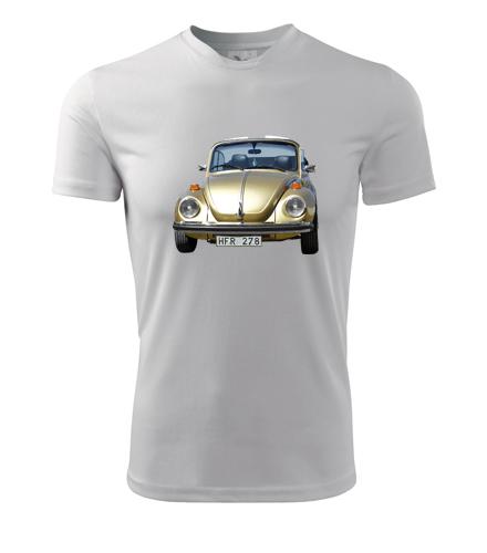 Tričko s VW Broukem - Dárek pro řidiče
