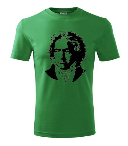 Tričko Beethoven