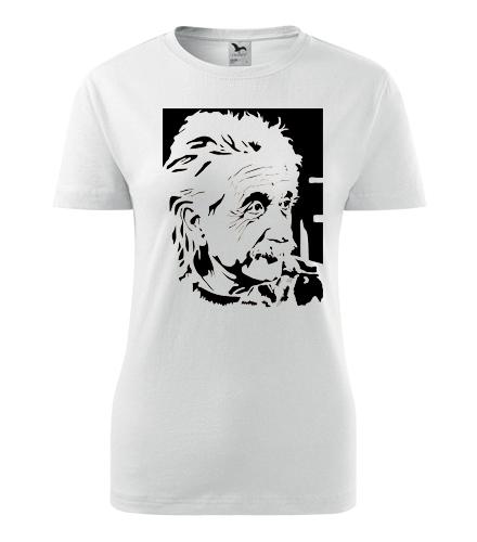 Dámské tričko Einstein