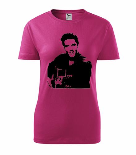 Dámské tričko Elvis Presley