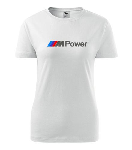 Dámské tričko M Power